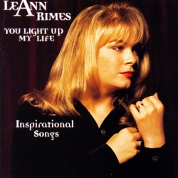 You Light Up My Life - LeAnn Rimes Album Cover