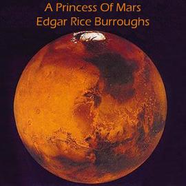 A Princess of Mars (Unabridged) audiobook