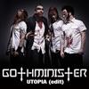 Utopia (Edit) - Single, Gothminister