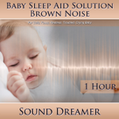 Brown Noise (Baby Sleep Aid Solution) [For Colic, Fussy, Restless, Troubled, Crying Baby] [1 Hour]