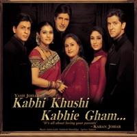 KABHI KHUSHI KABHIE GHAM - Suraj Hua Maddham Chords and Lyrics