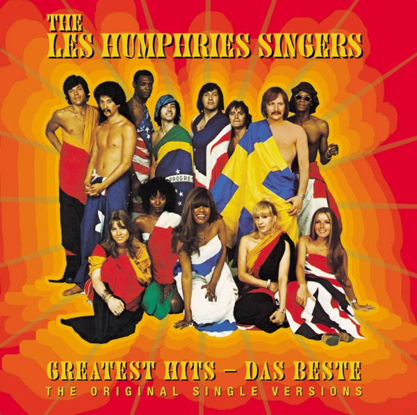 The Les Humphries Singers mit Sing Sang Song