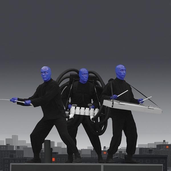 I Feel Love (Blue Man Group Radio Edit)