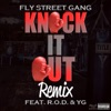 Knock It Out Remix feat YG R O D Single