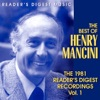 Reader's Digest Music: The Best of Henry Mancini - The 1981 Reader's Digest Recordings, Vol. 1, Henry Mancini