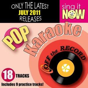 Off the Record Karaoke - Give Me Everything (In the style of Pitbull feat Ne-Yo, Afrojack & Nayer) [Karaoke Version]
