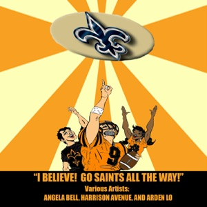 Arden Lo & Black Is Forever Fabulous - Who Dat Nation (Welcome to the Superdome)