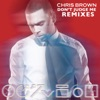 Don't Judge Me (Remixes) - EP, Chris Brown