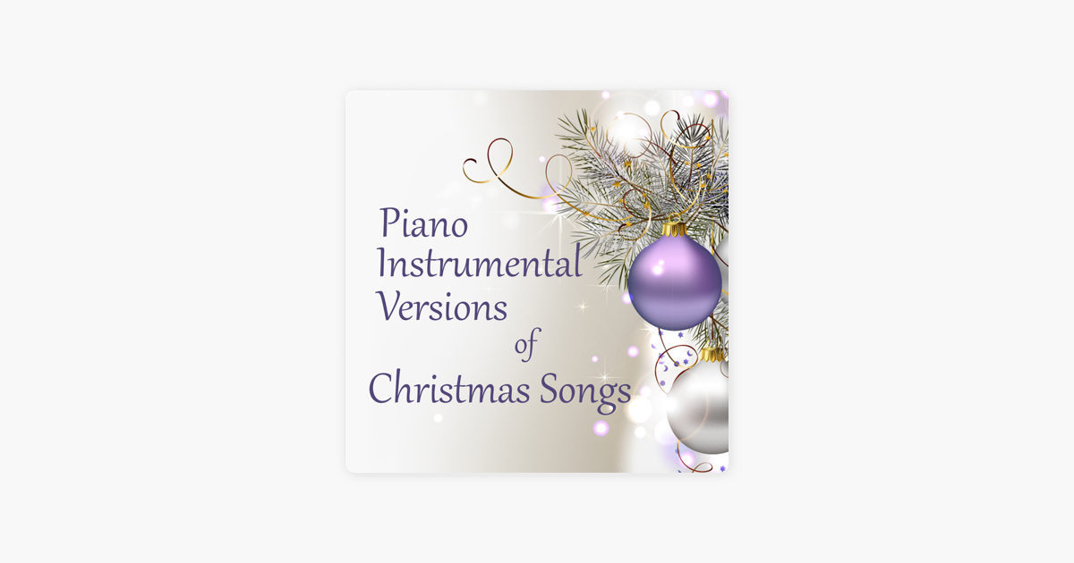 Piano Instrumental Versions of Christmas Songs by The O\'Neill ...