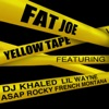 Yellow Tape feat Lil Wayne A AP Rocky French Montana DJ Khaled Single