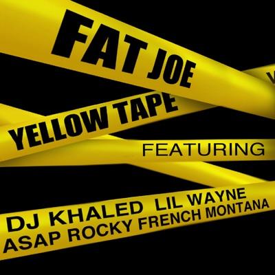 Yellow Tape (feat. Lil Wayne, A$AP Rocky, French Montana & DJ Khaled) - Single MP3 Download