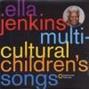 Multicultural Children's Songs ジャケット写真