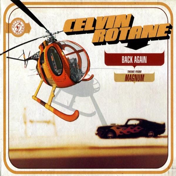 Celvin Rotane mit Back Again