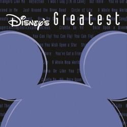 Disney's Greatest, Vol. 1 - Various Artists Album Cover