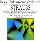 Strauss: Emperor Waltz, Waltz on the Beautiful Blue Danube, Overture to Die Fleidermaus