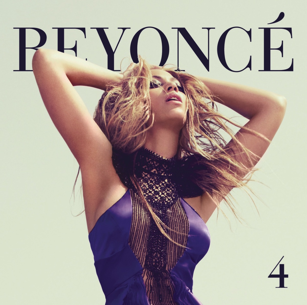 4 Expanded Edition Beyoncé CD cover