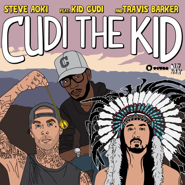 Cudi the Kid (feat. Kid Cudi & Travis Barker) [Remixes] - Single