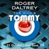10/21/11 Live in San Jose, CA, Roger Daltrey