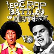 Michael Jackson vs Elvis Presley - Epic Rap Battles of History