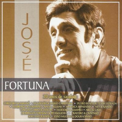 20 Anos de Saudade - José Fortuna