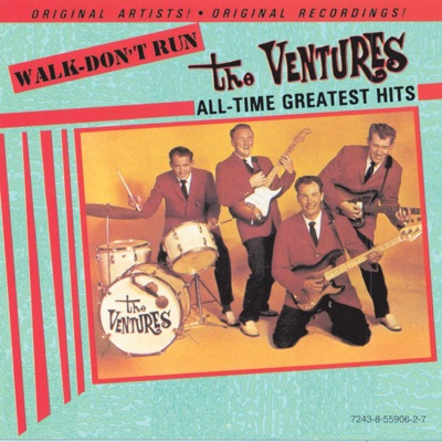 Walk-Don't Run: All-Time Greatest Hits - The Ventures