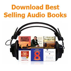 CastLibrary Best Selling Audiobooks for iPods