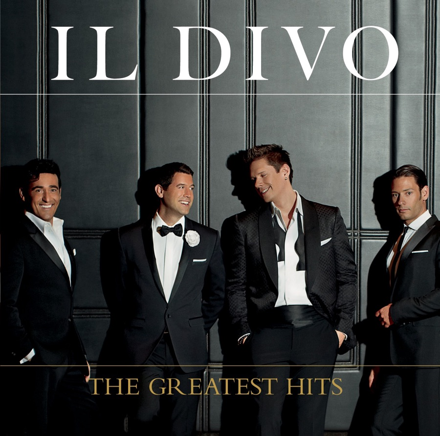 Il Divo - The Greatest Hits (Deluxe Version)