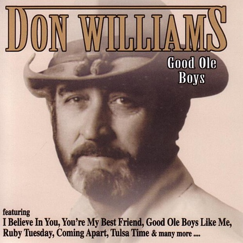 Don Williams - Good Ole Boys