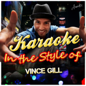 Karaoke (In the Style of Vince Gill)