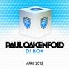 DJ Box - April 2012
