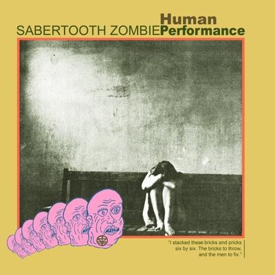 Human Performance II - Single - Sabertooth Zombie