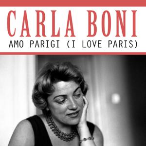 Carla Boni - Amo Parigi (I Love Paris)