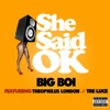 She Said OK feat Theophilus London Tre Luce Single