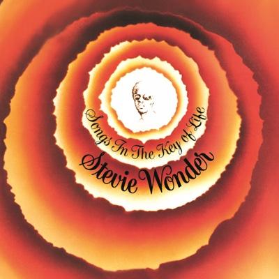Songs In the Key of Life - Stevie Wonder album