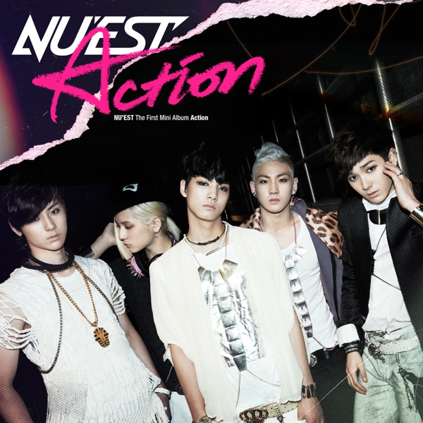 Image result for nuest action