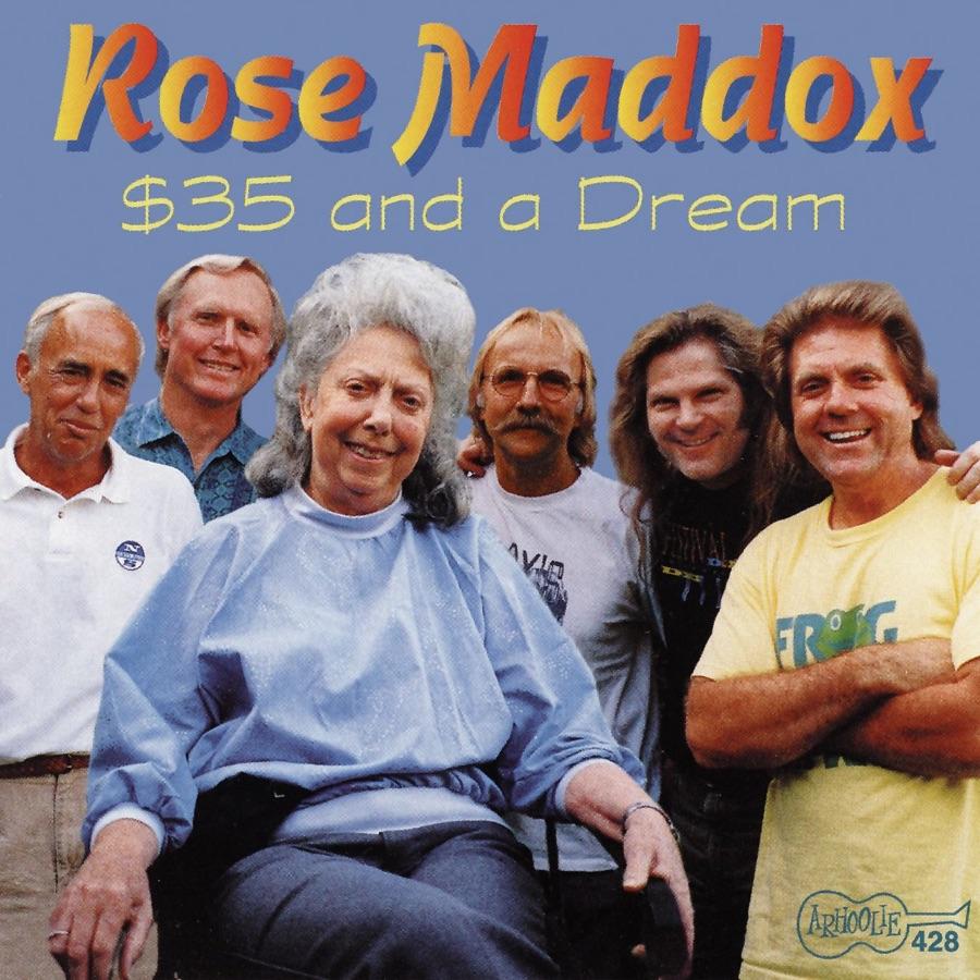 Rose Maddox - $35 and a Dream