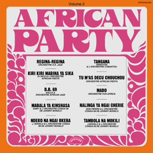 Various Artists - African Party Vol.2