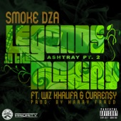 Legends In the Making (Ashtray, Pt. 2) [feat. Wiz Khalifa & Curren$y] - Single