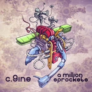 C.9ine - Mia Garota (My Girl) [feat. P'Oliveira & Kholi]