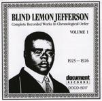 Blind Lemon Jefferson Vol. 1 (1925 - 1926)