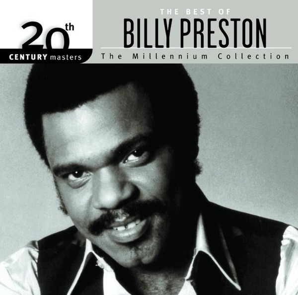 Billy Preston - Nothing From Nothing