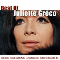 Juliette Gréco - Best of Juliette Gréco artwork