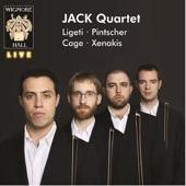 Jack Quartet - String Quartet No. 2: Allegro nervoso
