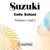 Suzuki Cello School, Vols. 1 & 2-Tsuyoshi Tsutsumi