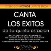 Canta Los Exitos De La Quinta Estacion - Las Versiones Karaoke