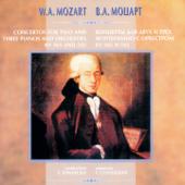 Моцарт: Концерты для двух и трёх фортепиано с оркестром - EP