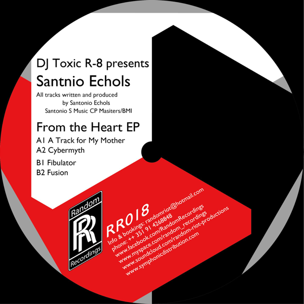 From the Heart - EP by Santonio Echols