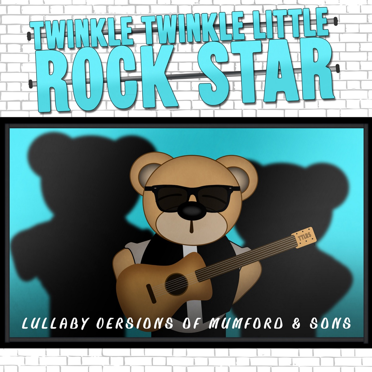 Lullaby Versions of Mumford  Sons Twinkle Twinkle Little Rock Star CD cover