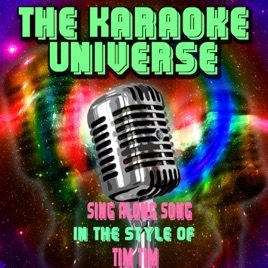 ‎Sing Along Song (Karaoke Version) [In the Style of Tim Tim] - Single by  The Karaoke Universe