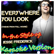 Everywhere You Look (In the Style of Wakefield, Theme from Full House) [Karaoke Version] - Ameritz - Karaoke